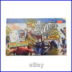 1998 Fleer Skybox Marvel Silver Age Sealed Wax Box /10,000