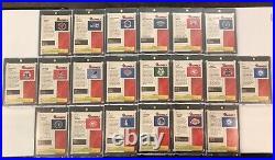 19-20 Panini Donruss Net Marvels COMPLETE 20 Set Zion Ja Lebron Luka Giannis