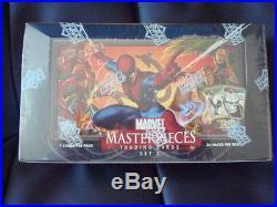 2008 Marvel Masterpieces series 3 sealed box