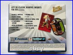 2013 Marvel Retro Trading Card Factory Sealed Hobby Box
