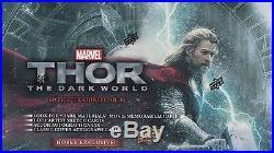 2013 Upper Deck Marvel THOR The Dark World sealed 12-box CASE