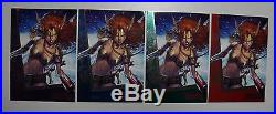 2013 Women Of Marvel 2 RUBY PARALLEL 90 CARDS SET (LAST ONE!)