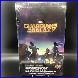 2014 Upper Deck Marvel Guardians Of The Galaxy Vol 1 Sealed Hobby Box Gotg