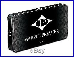 2014 Upper Deck Marvel Premier 6 Box Factory Sealed Hobby Case