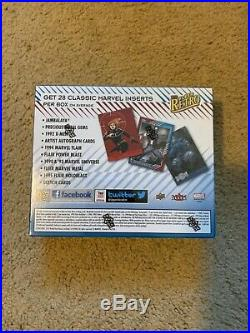 2015 Marvel Fleer Retro Trading Cards SEALED MASTER HOBBY BOX 20 Packs Inside