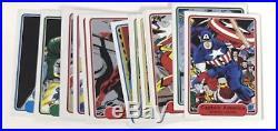 2015 Marvel Retro Master Set of 336 Cards See Details