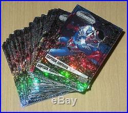 2015 Upper Deck Marvel Vibranium RAW parallel 90-card base set