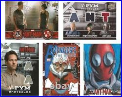2015 Upper Deck UD Ant Man Marvel Hobby Box Trading Cards 20 Packs 5 Cards