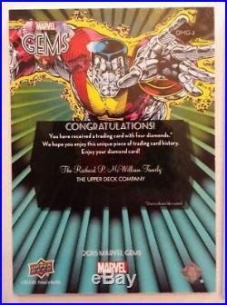 2016 Marvel Gems Diamond Mine Black-Lot of 5! SSP RareSpider-Man, Venom, 3 more