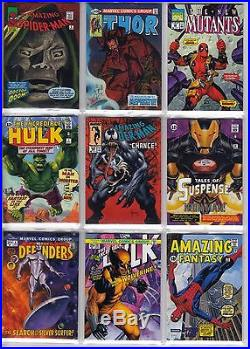 2016 Marvel Masterpieces WHAT IF 1-90 Complete Set True High # Extremely VHTF