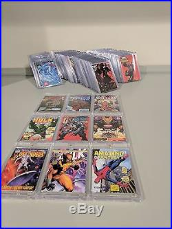 2016 Marvel Masterpieces WHAT IF Full Set 1-90