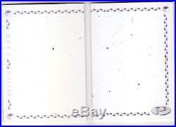 2017 MARVEL PREMIERE blank UD double deck booklet sketch card