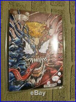 2017 Marvel Premiere Venom/Carnage Sketch Card Artist Proof