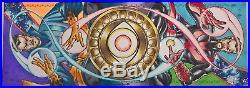 2017 Upper Deck Marvel Premier Doctor Strange Mel Uran 4 Panel Sketch 1/1