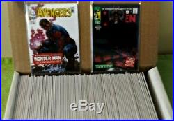 2018 Marvel Masterpieces What If Set Complete #WI-1 to #WI-81 Cards Tiers 1 2 3