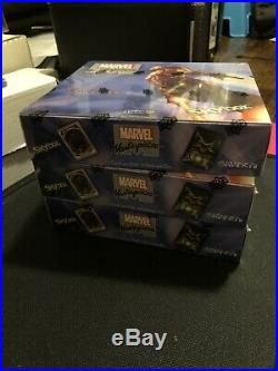 2018 Upper Deck Marvel Masterpieces 2018 Simone Bianchi 1 sealed Hobby Box