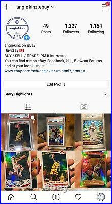 2019-20 Donruss Luka Doncic Net Marvels Gold Press Proof PSA 9! MINT! Re-grade