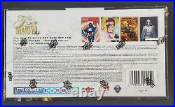 2019 Upper Deck FLAIR MARVEL Trading Cards Factory Sealed HOBBY Box