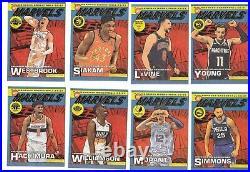 2020-21 Donruss Basketball Net Marvels Full Set of 20 Lebron Zion Luka All 20