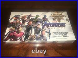 2020 Upper Deck Avengers Endgame Marvel Hobby Box Trading Cards + Captain Marvel