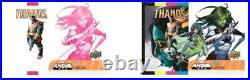 2020 Upper Deck Marvel Anime Trading Cards Factory Sealed Hobby Box