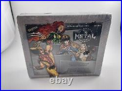 2021 2020 MARVEL X-Men Metal Universe Trading Cards (Box) Factory Sealed PMG GEM