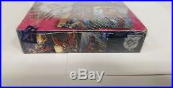 Amalgam Marvel Vs DC Skybox 1996 Sealed Trading Card Box 24 Packs #ns-91