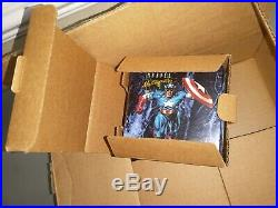 CASE of (6) 1992 Marvel Masterpieces Series 1 Card Tins JUSKO! Each tin SEALED