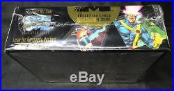 Dragonmiser Marvel Masterpieces 92 Factory Sealed Box 36 Packs FREE SHIPPING SD