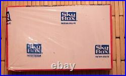 Factory Sealed SkyBox Marvel Universe Series 4 Trading Cards Box 36 Packs HOT