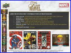 Flair Marvel Hobby Box (upper Deck 2019)