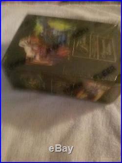 Fleer Flair Marvel Universe Inaugural Edition Trading Cards Factory Sealed Box