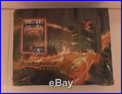 Fleer/Sky Box Marvel Premier QFX Cards 1997 Factory Sealed 24 pack