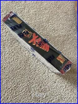 Fleer Ultra X-Men'94 Trading Cards Box Marvel Factory sealed 1994