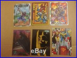 Huge Lot 1636 Marvel Trading Cards 90s X-Men Flair Fleer Ultra Impel Skybox