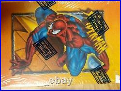 Huge Marvel Lot Trading card boxes, DC, and many others
