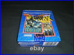 Impel 1993 Uncanny X-Men Jim Lee Trading Cards Series 2- SEALED BOX 36 Packs NEW