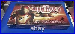 Iron Man 3 Marvel Movie Sealed Trading Card Box Hobby Edition RARE