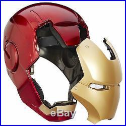 Iron Man Helmet Electronic The Avengers Marvel Legends Christmas Gift