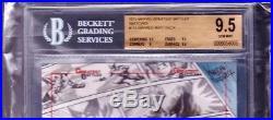 MARVEL GREATEST BATTLES Warren Martineck 5x7 Wolverine vs Sabertooth Sketch Card