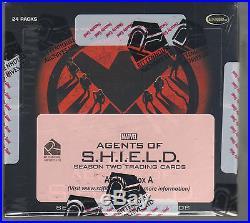 Marvel Agents of SHIELD Season 2 1 Factory Sealed ARCHIVE BOX S. H. I. E. L. D