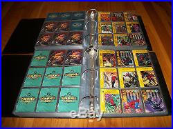 Marvel, Dc, Image Overpower Hero & Special Card Sets For All Characters Must See