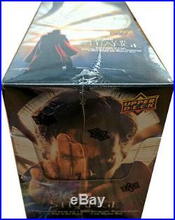 Marvel Doctor Strange Movie Factory Sealed Hobby Master Box