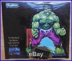 Marvel Masterpieces 1992 Box SEALED Skybox