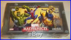 Marvel Masterpieces 2007 Sealed Box 36 Packs Hand Drawn Sketch in Every Box Rare