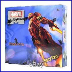 Marvel Masterpieces Hobby Box (upper Deck 2018)
