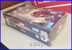 Marvel Masterpieces Set 1, 2, & 3 Sealed Boxes