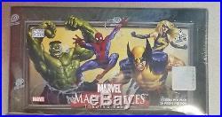 Marvel Masterpieces Set 1 Sealed Box