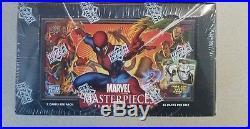 Marvel Masterpieces Set 3 Sealed Box