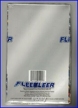 Marvel Metal 1995 Trading Card Box, Fleer
